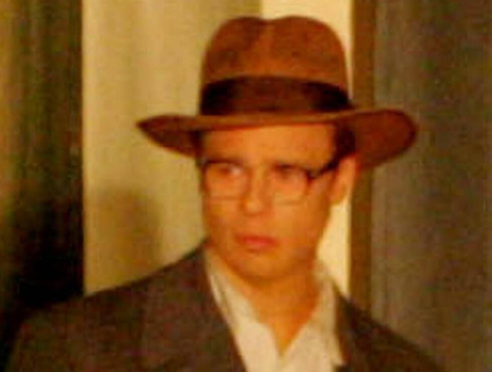 SEX-SYMBOL? Brad Pitt beviser at ikke alt kler den smukke... Foto: STELLA PICTURES