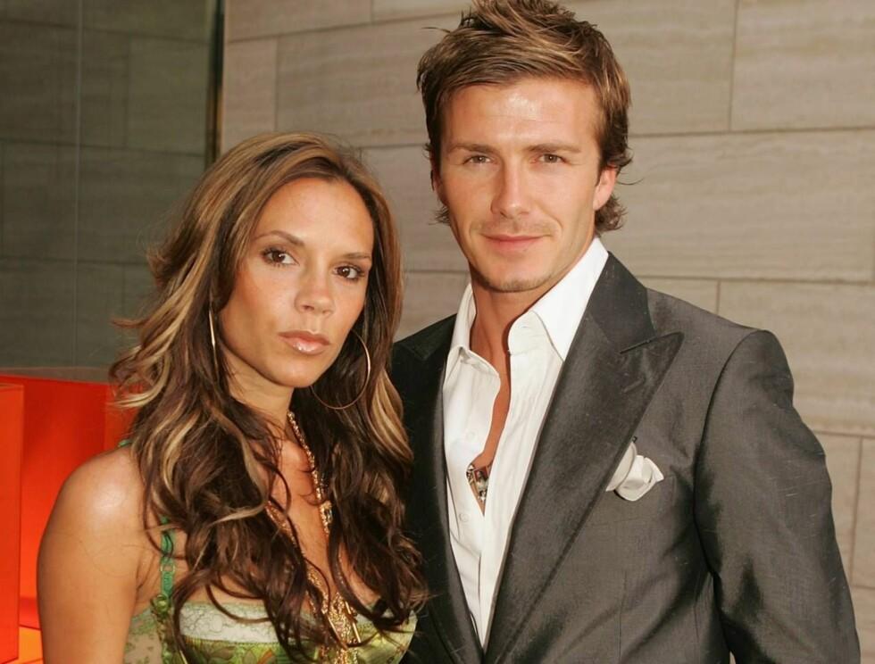 VELSTÅENDE: David og Victoria Beckham kan nok leve godt i årene fremover..  Foto: All Over Press