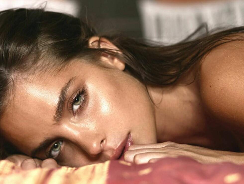 SEXY DAME: Sarai Givati er toppmodell og skuespiller - og en venn av Kylies kjæreste.