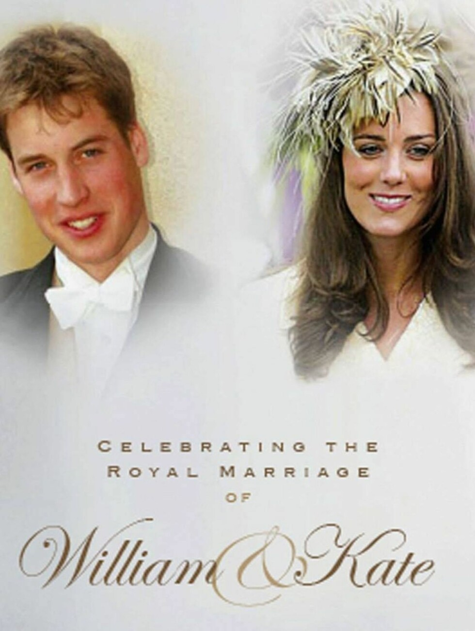 SAMMEN: Selv om William og Kate ikke engang er forlovet, har det kommet servise med de to! Foto: All Over Press