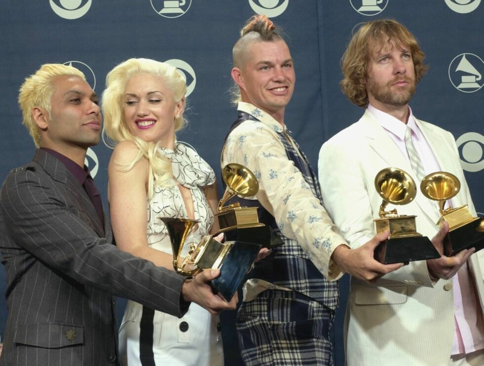 POPULÆRE: No Doubt har vunnet mang en pris. Foto: AP/Scanpix
