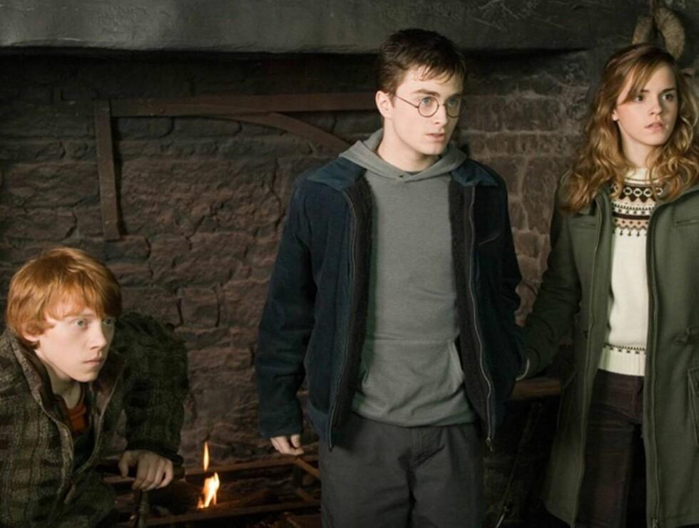 UNG TROLLMANN: Til sommeren kommer den femte filmen om Harry Potter. Foto: Filmweb