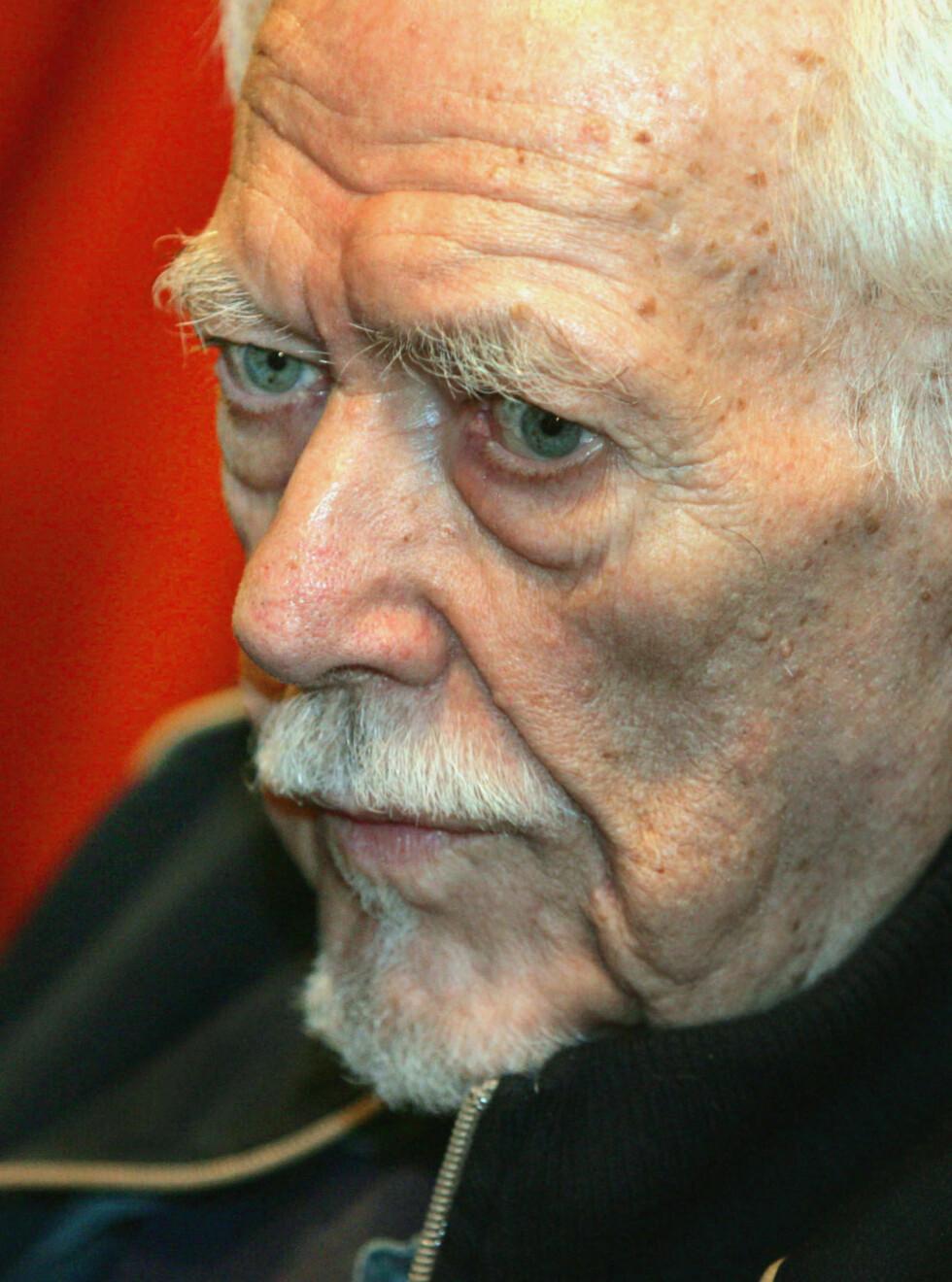 DØD: Det var mandag at Altman gikk bort. Foto: AP/Scanpix