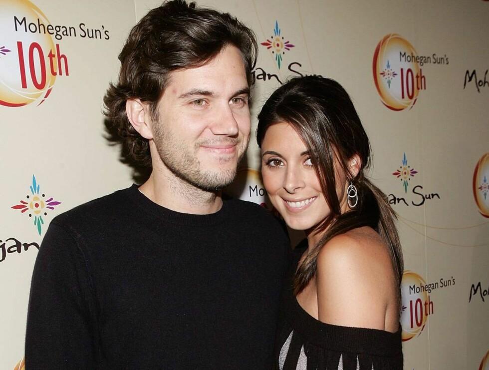 FÅR TRØST: Kjæresten Scott Sariano har hjulpet Jaime-Lynn gjennom problemene.