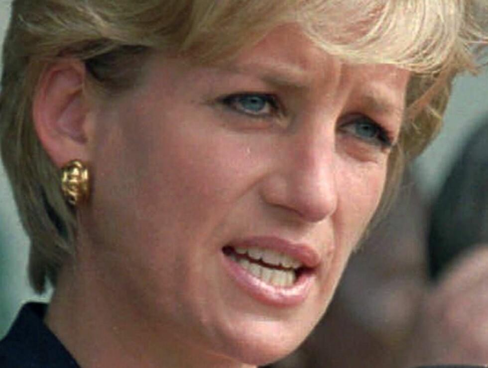 AVLYTTET: Amerikanske spioner har Dianas siste telefonsamtaler på bånd... Foto: AP/Scanpix