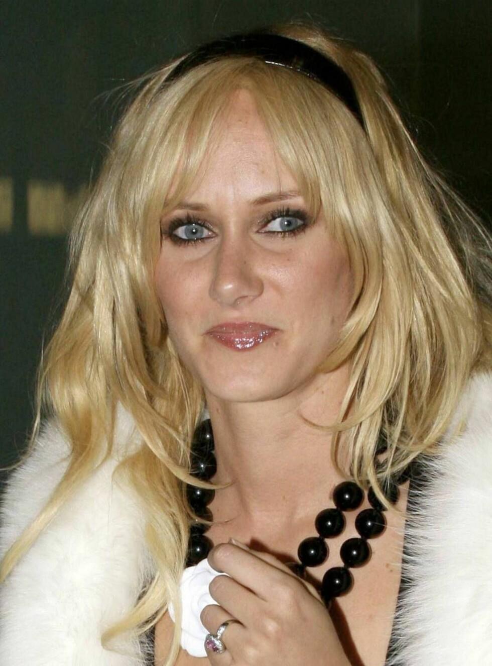 SYK: Kimberly var lenge en av de største festløvene i Hollywood. Nå må hun betale prisen. Foto: All Over Press