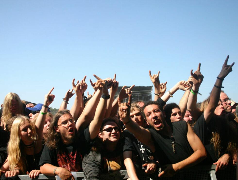METAL!: Metal-fansen er verdens mest dedikerte.