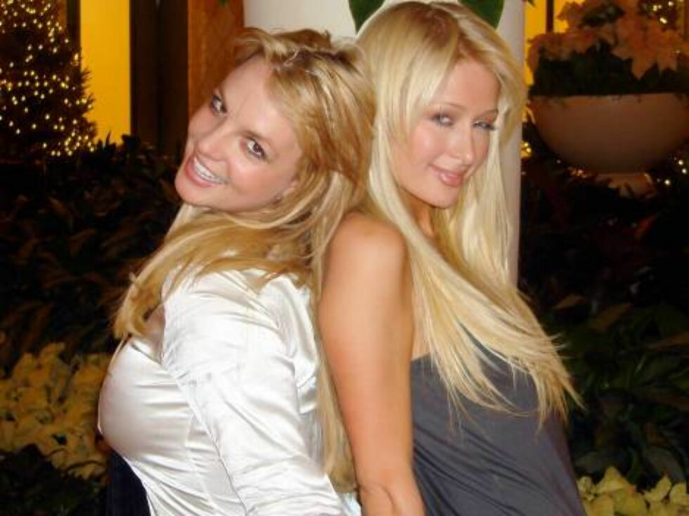 Paris Hilton and Britney Spears in Las Vegas EXCLUSIVE Nov 19, 2006 X17agency EXCLUSIVE Foto: All Over Press