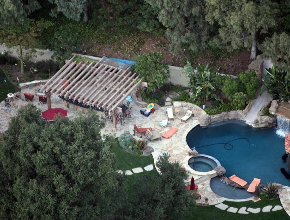 KASTES UT: Kevin får ikke lenger bo i luksushjemmet i Malibu. Foto: All Over Press