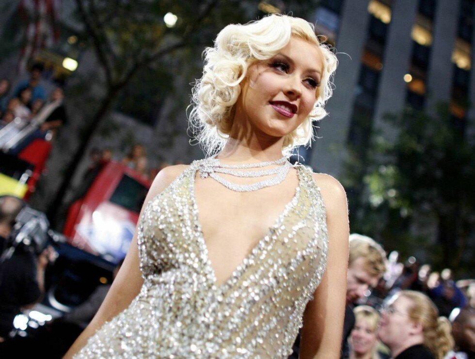 POPULÆR: Christina har uttalt at hun drømmer om å prøve seg på skuespill. Nå har drømmen gått i oppfyllelse! Foto: AP/Scanpix