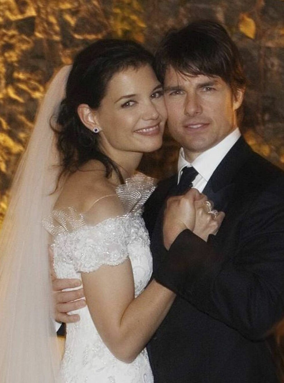GIFT: Dette paret har stått for årets mest omtale bryllup.  Foto: AP