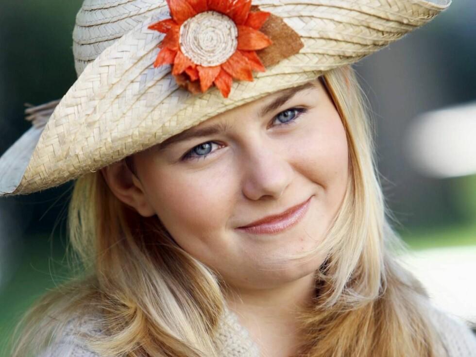 BLYG TENÅRING: Livet i frihet har gitt Natascha Kampusch fargen tilbake i kinnene. Nå legger hun planer for fremtiden! Foto: FREMD