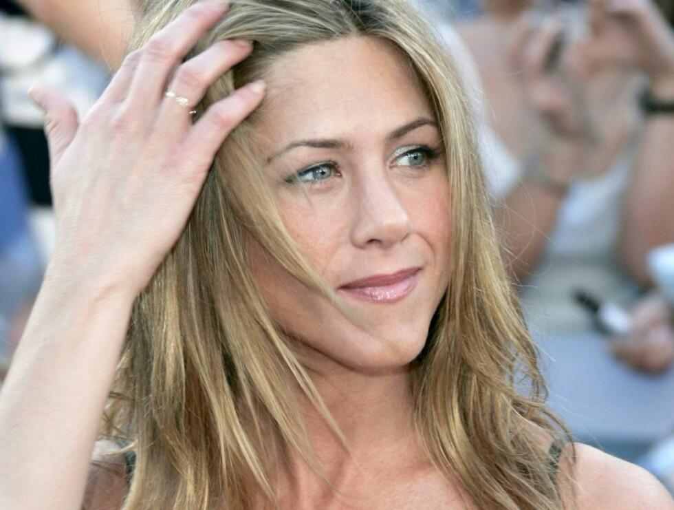 VANT: Dette håret har blitt beundret og kopiert helt siden 1994. Foto: AP/Scanpix