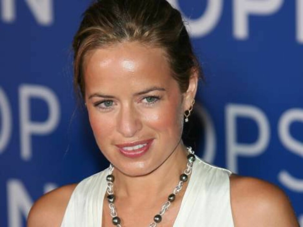 Jade Jagger upon arrival for the 2006 World Music Awards at Earls Court in central London, UK on November 15, 2006.  (Pictured : Jade Jagger)  Photo by Frederic Nebinger/ABACAUSA  Code:4001/A34770 COPYRIGHT STELLA PICTURES   Foto: Stella Pictures