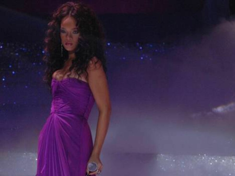 The 2006 World Music Awards.    Shown: Rihanna    CR: BARM/Fame Pictures   11/15/2006 ---  Rihanna --- (C) 2006 Fame Pictures, Inc. - Beverly Hills, U.S.A - 310-276-9202 Foto: FAME PICTURES
