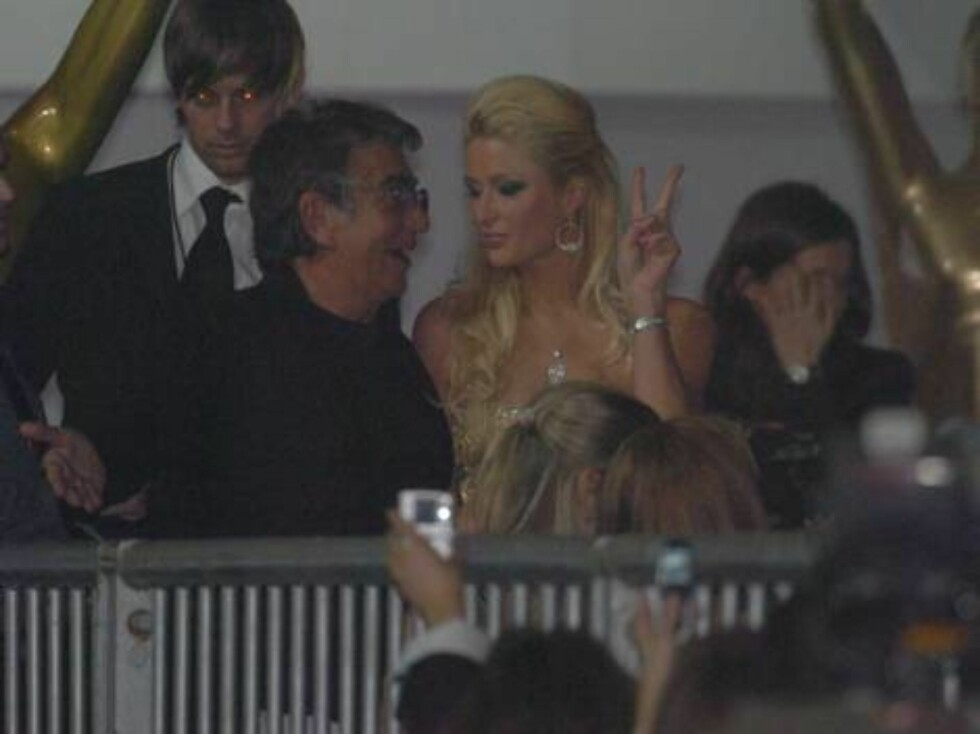 The 2006 World Music Awards.    Shown: Paris Hilton    CR: BARM/Fame Pictures   11/15/2006 --- Paris Hilton --- (C) 2006 Fame Pictures, Inc. - Beverly Hills, U.S.A - 310-276-9202 Foto: FAME PICTURES
