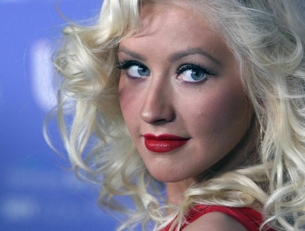 GIFT: Christina Aguilera har vært en gift kvinne i et år. Nå forteller hun om hvordan det har vært. Foto: AP/Scanpix