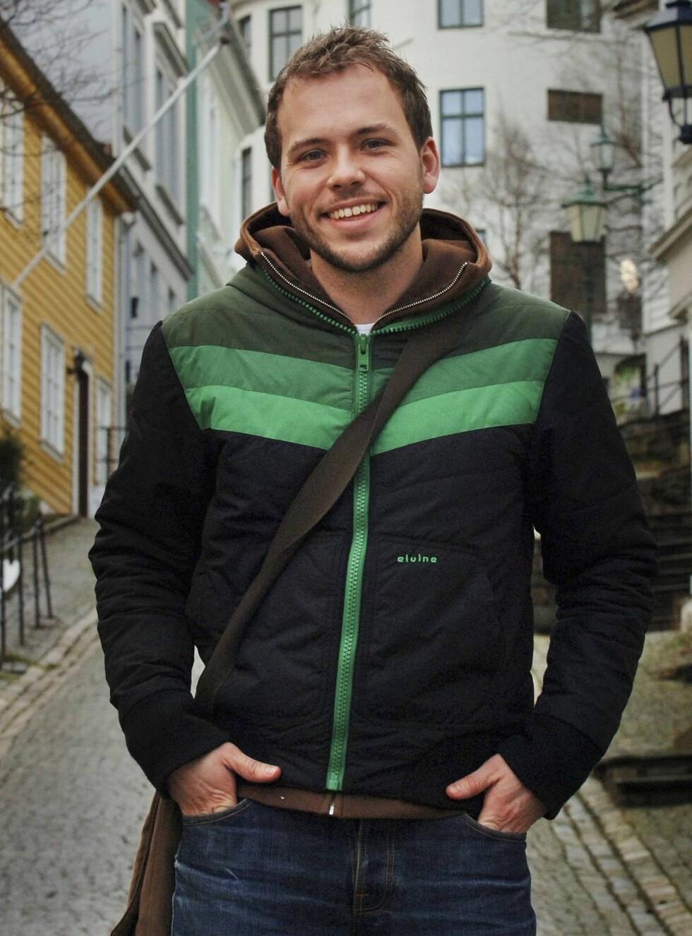 BARSKING: Audun Lysbakken er opprinnelig fra Bergen, men bor nå i Oslo. Foto: Scanpix