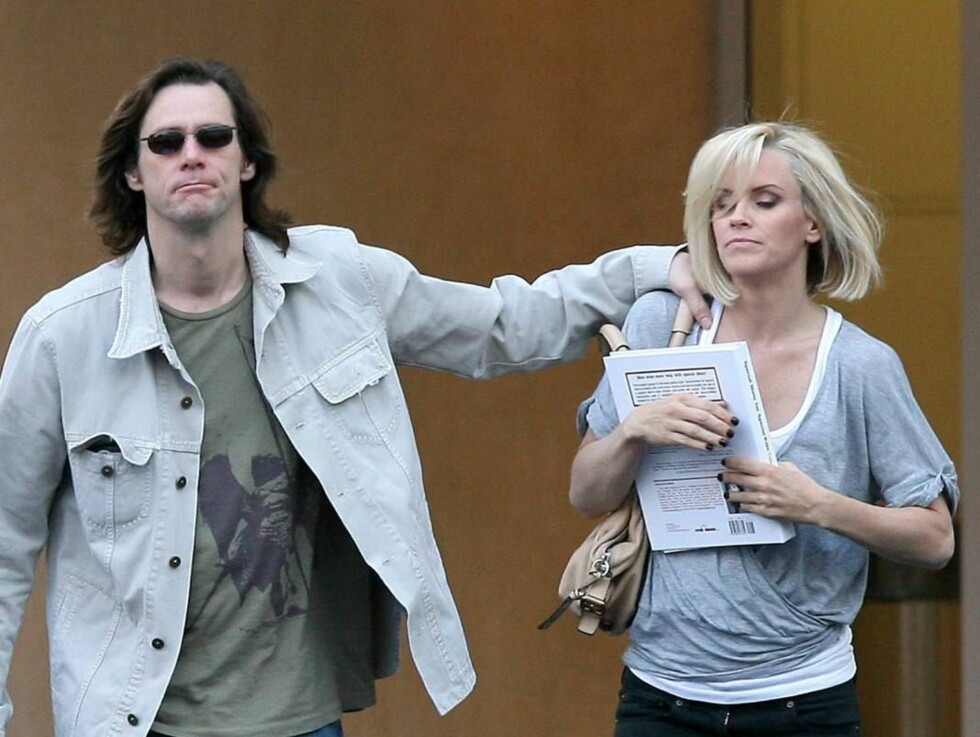 TVILLINGER: Se nøye på Jim og Jennys ansikter. Er de ikke like?  Foto: Stella Pictures