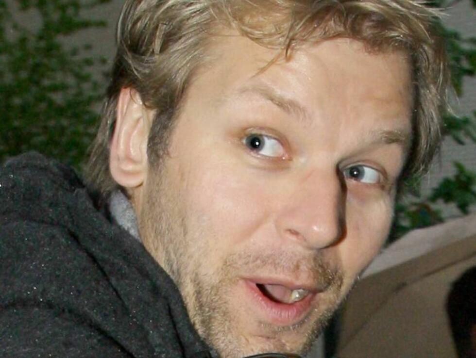 PAPPA IGJEN: Espen Eckbo skal bli pappa igjen - og gleder seg! Foto: SOH