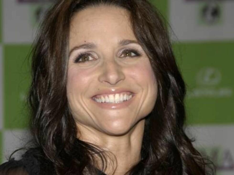 Annual Environmental Media Awards: Seinfeld-stjernen Julia Louis-Drefyus. Foto: Stella Pictures