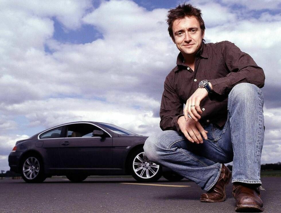 TILBAKE: Richard Hammond får foreløpig bare lov til å kjøre rundt i nabolaget ... Foto: AP/Scanpix