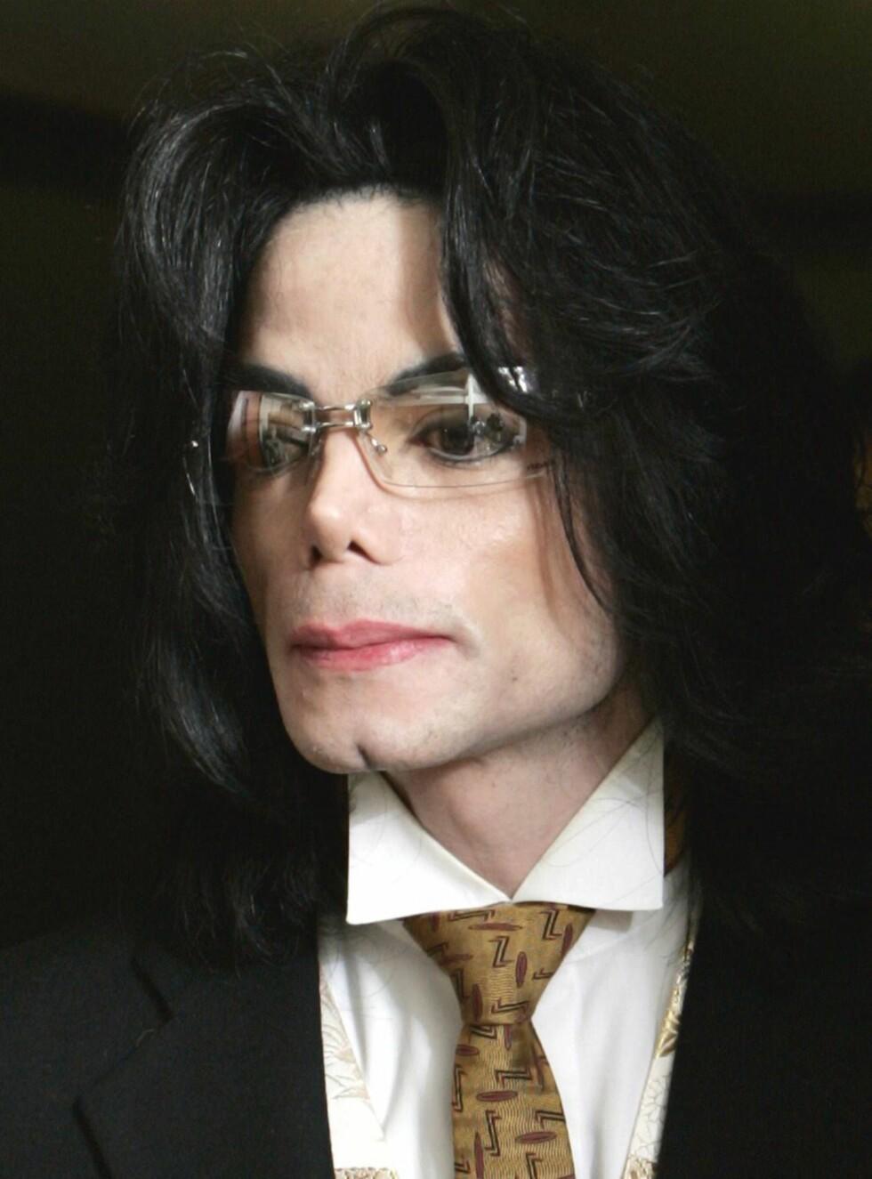 FRYKTER EI: Jackson tar galskapen med knusende ro. Foto: AP/Scanpix