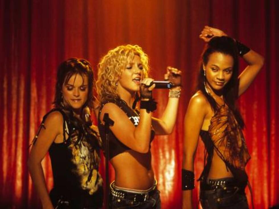 """Britney Spears - I Love Rock N' Roll """"Joan Jetts mega-hit fra 1981 ble gjenfødt av Britney Spears i 2002 - dessverre!"""" Foto: AP/Scanpix"""