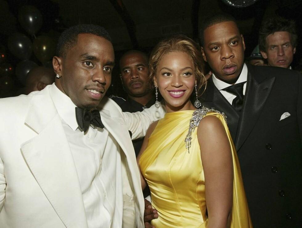 PARTY: Mon tro om stjerneparet Beyoncé og Jay-Z våknet opp dagen derpå med fem jenter i senga? Foto: All Over Press