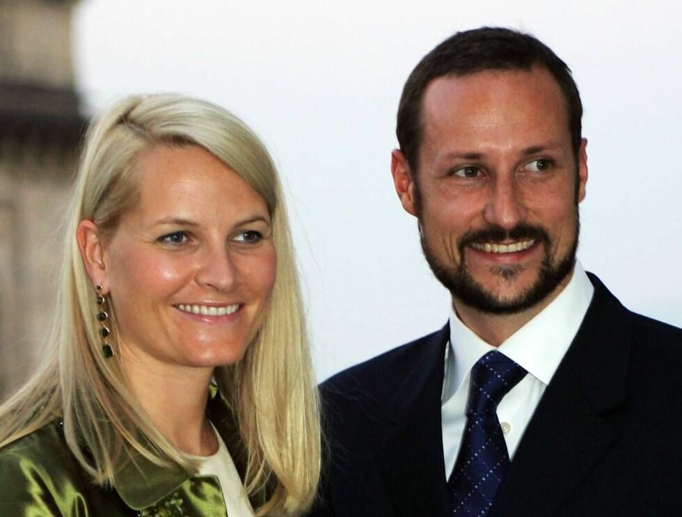 VELLYKKET BESØK: Mette-Marit og kronprins Haakon har lagt bak seg et meget vellykket besøk i India.  Foto: SCANPIX