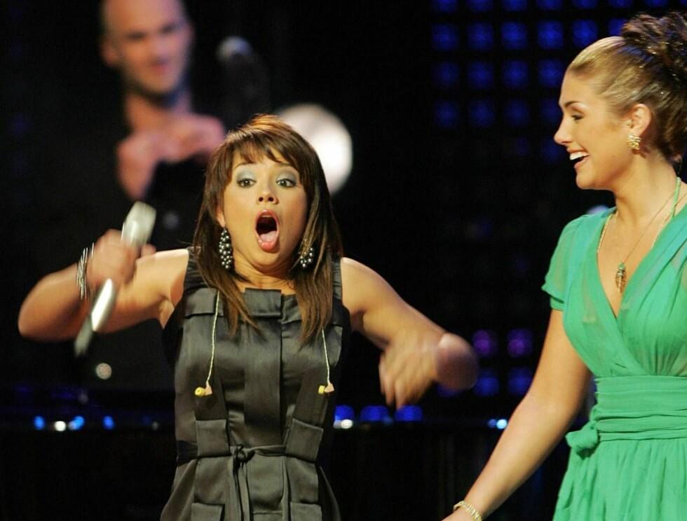 NEDERLAG: - En drøm ble knust, forteller Tone om da Jorun Stiansen stakk av med Idol-seieren. Foto: SCANPIX