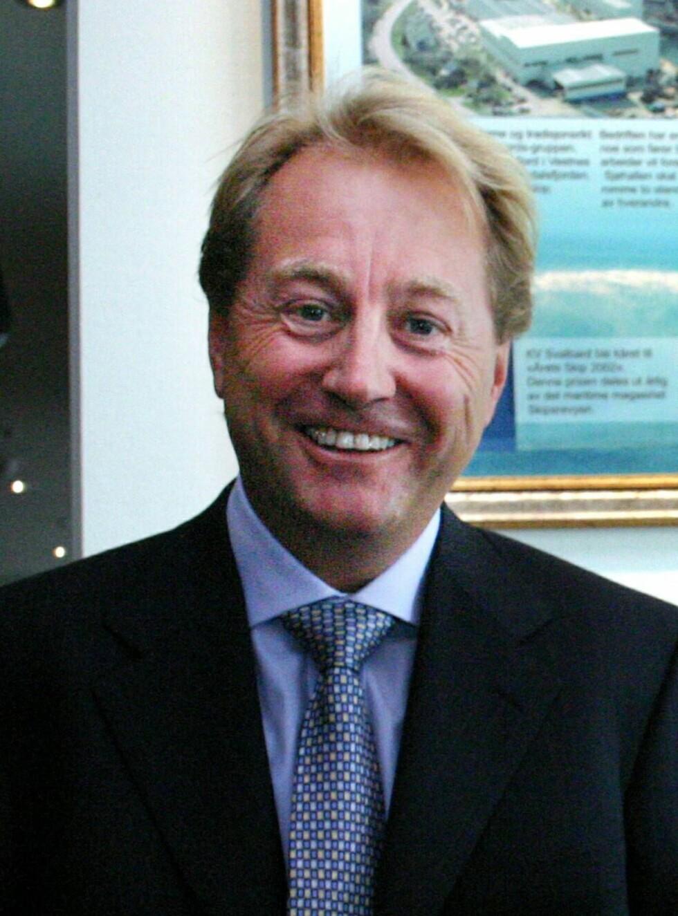 RIK: Selv om Kjell Inge Røkke er styrtik, skal han visstnok ikke ha inntekter på mer enn 188.676 kroner nå. Foto: SCANPIX