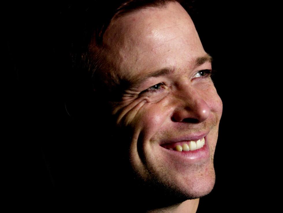 GÅR FOR GULL: Kåre Conradi håper å vinne Norges første Emmy noensinne. Foto: SCANPIX