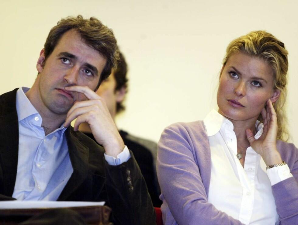 PROVOSERT: - De prøver å presse oss basert på at vi er kjent, forteller Olaf Thommessen. Foto: AP/Scanpix