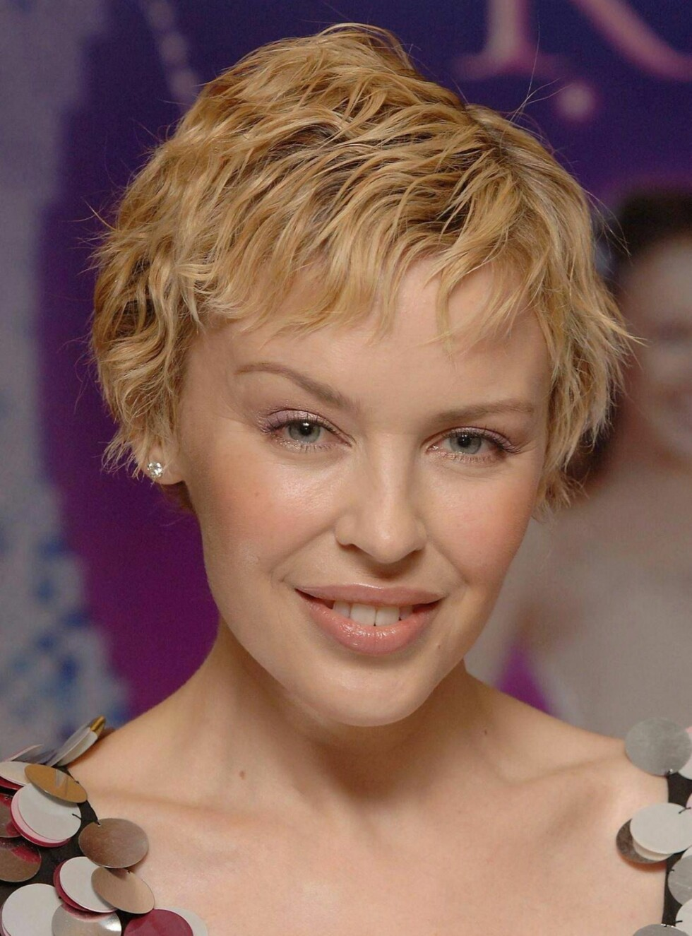 VAKKER: Kylie Minogue er tilbake - sterkere enn noen gang før! Foto: AP/Scanpix