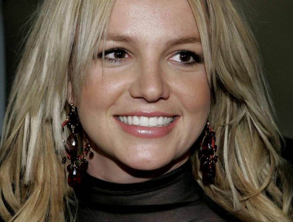 PARTYPIKE: Britney er i festlig humør etter fødselen og dro på byen to kvelder på rad i Las Vegas - uten Kevin... Foto: AP/Scanpix