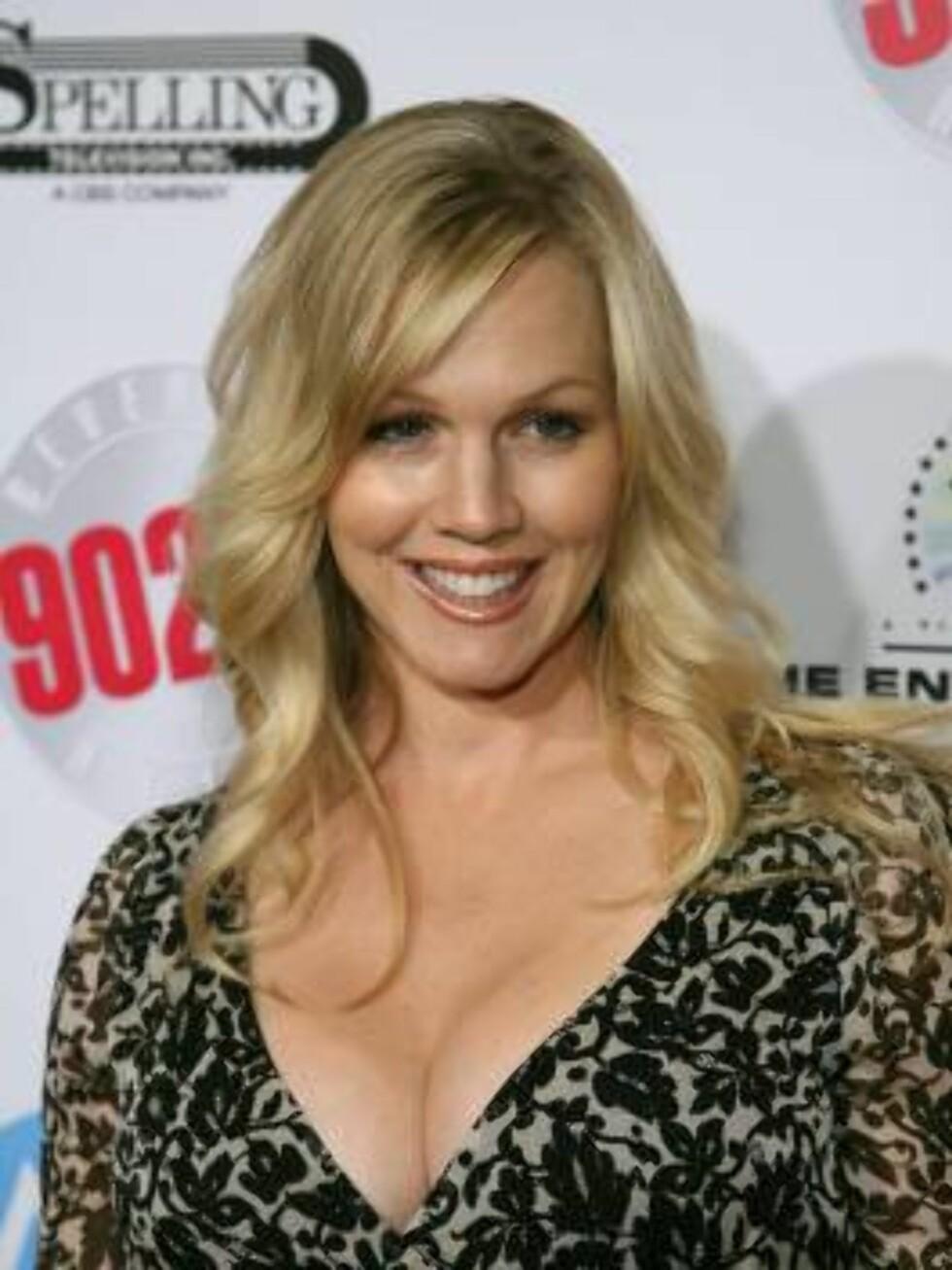 """TV-STJERNEN: Jennie Garth er aktuell i spin-off serien til """"Beverly Hills 90210"""". Foto: All Over Press"""