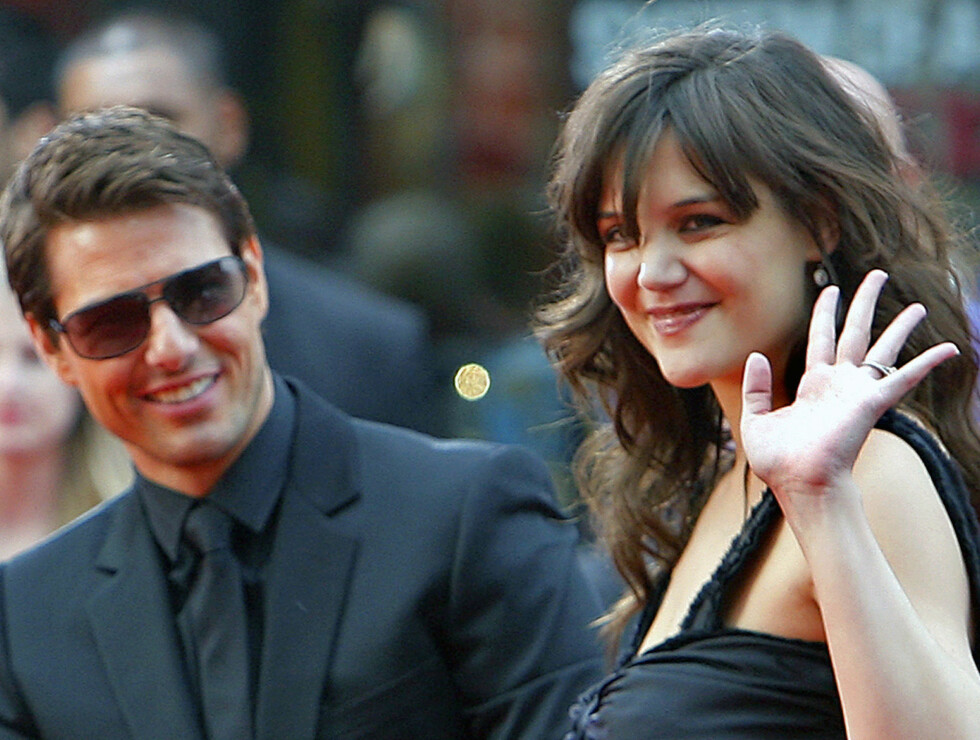 BRUKER PENGER: Tom Cruise ser ikke på prislappen når han planlegger bryllup for seg og Katie Holmes. Foto: AP