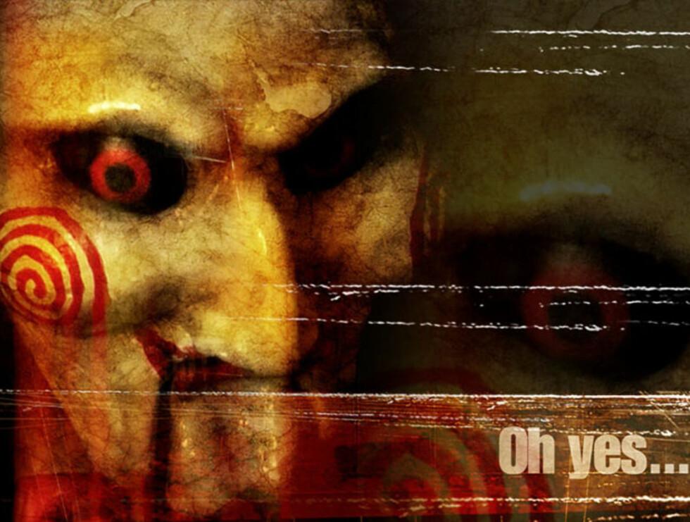 SE OPP: Jigsaw er tilbake - også denne gang blir det blodig...