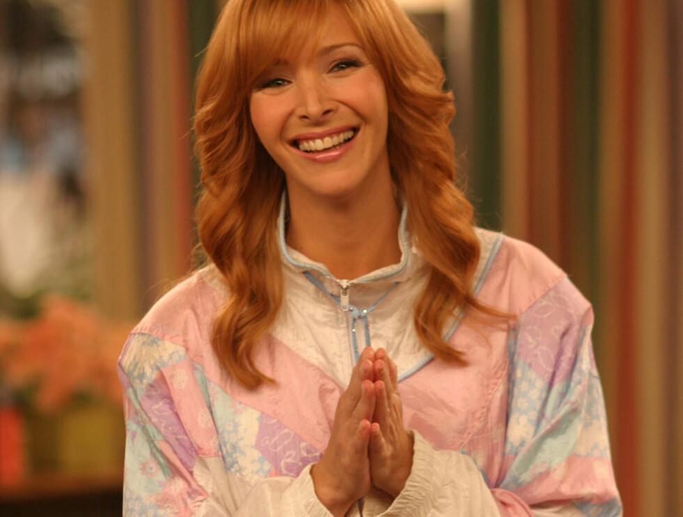 LISAS BESTE: Lisa Kudrow er hysterisk morsom i #201dThe Comeback#201d.  Foto: Filmweb