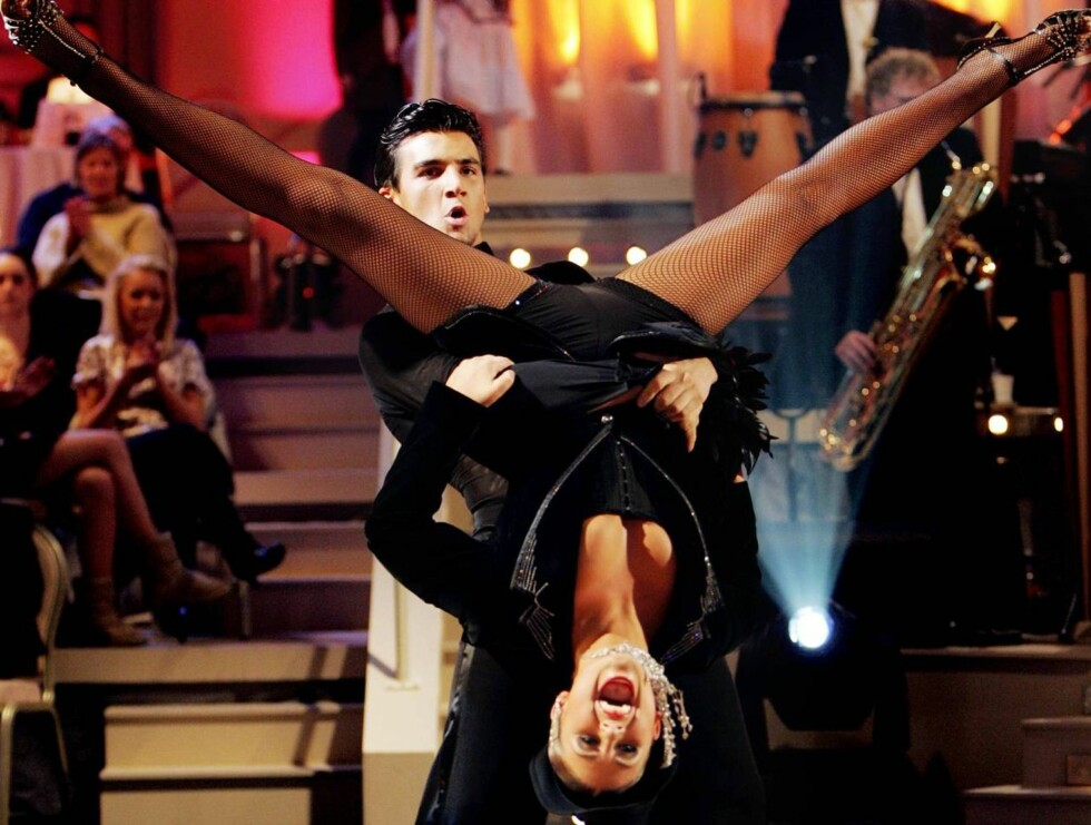SPRETTEN: Tone gjør stor suksess både i Skal vi danse og hos det norske folk ... Foto: Scanpix