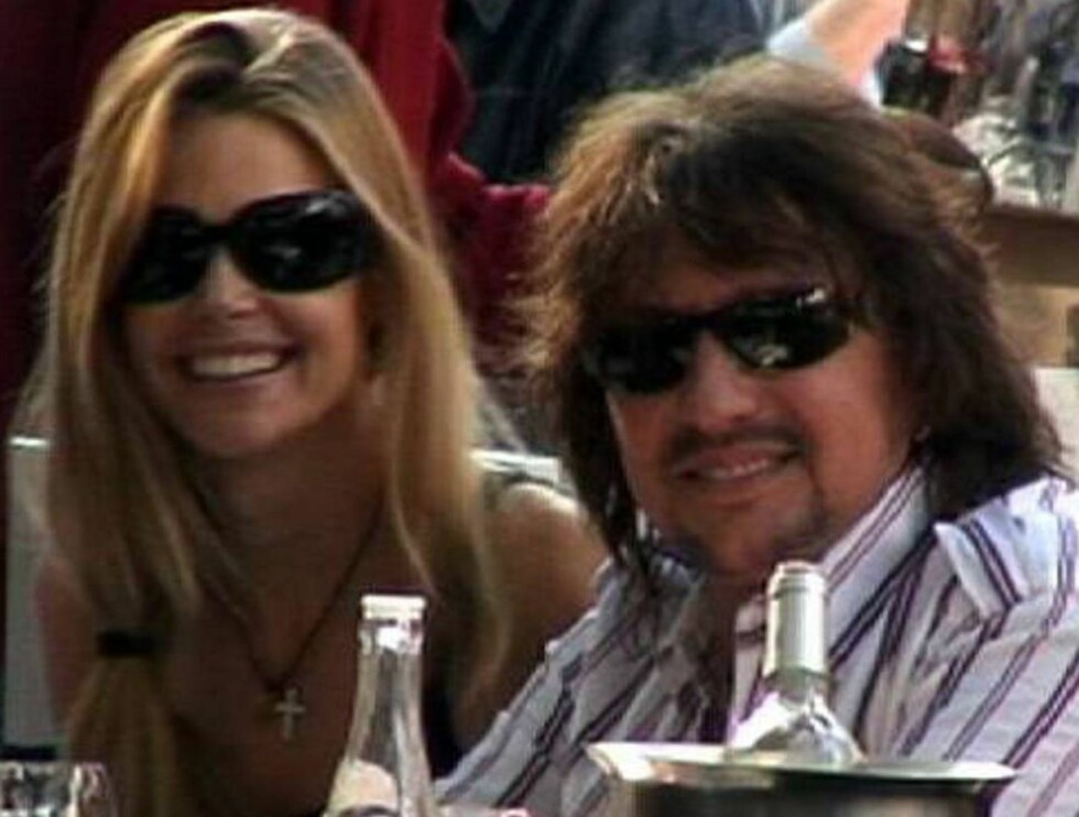 BRA MANN? Charlie Sheen synes at eks-kona Denise har truffet blink med Richie Sambora. Foto: All Over Press