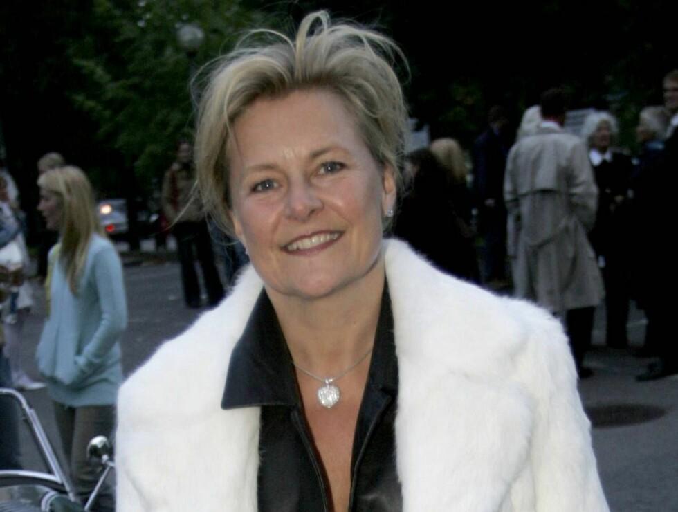 SKRYTER: Elisabeth Andreassen synes det var flott å høre Jan Werners siste plate. Foto: SCANPIX