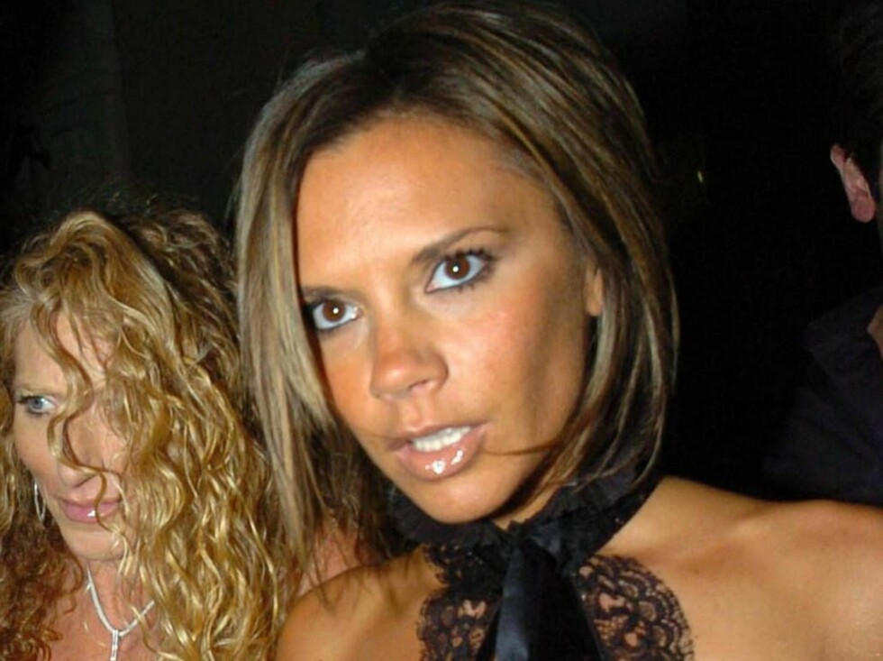 London, UK 2006-08-23  Victoria Beckham has a late night out in London. Starting at Nobu Berkeley restaurant Posh had dinner with interior designer  Kelly Hoppen, and Tana Ramsay, wife of celebrity chef Gordon, staying past closing time till 2am. They the Foto: STELLA PICTURES