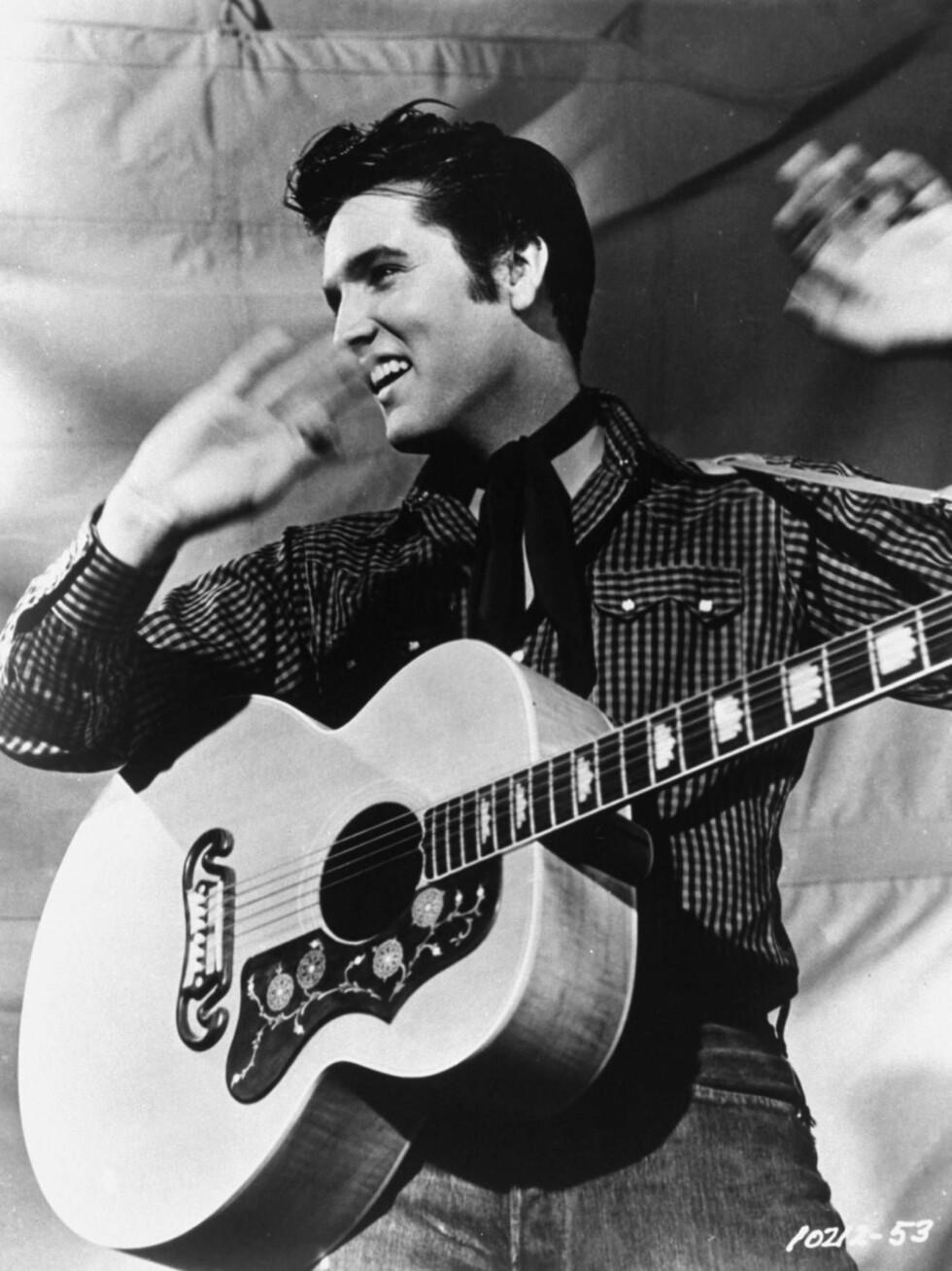MILLIONÆR: Elvis gikk bort i 1977, eller gjorde han egentlig det? Rik er han uansett tilstand.