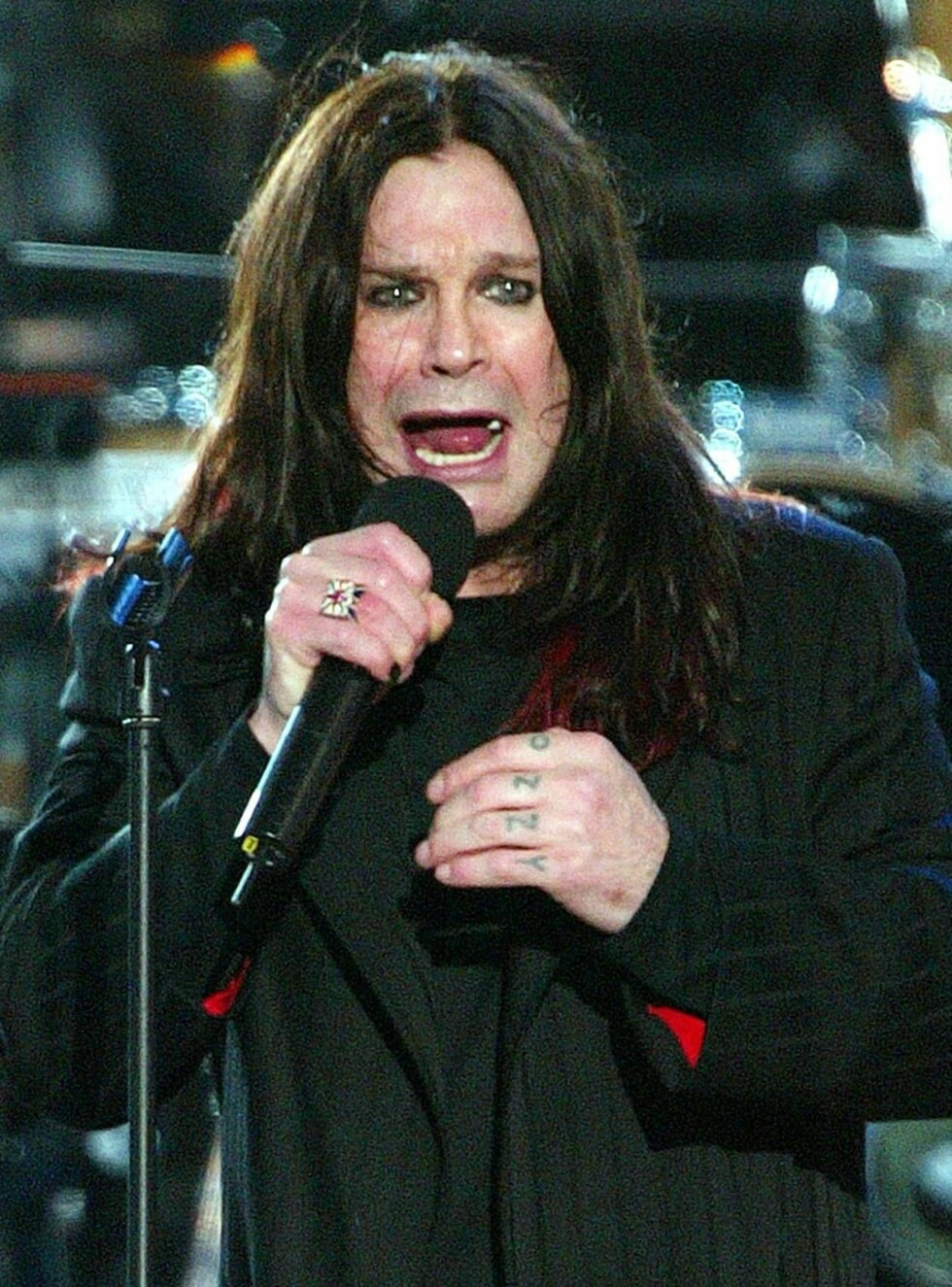 ROCK: Ozzy Osbourne er et ikon når det kommer til hardrock. Foto: AP/Scanpix
