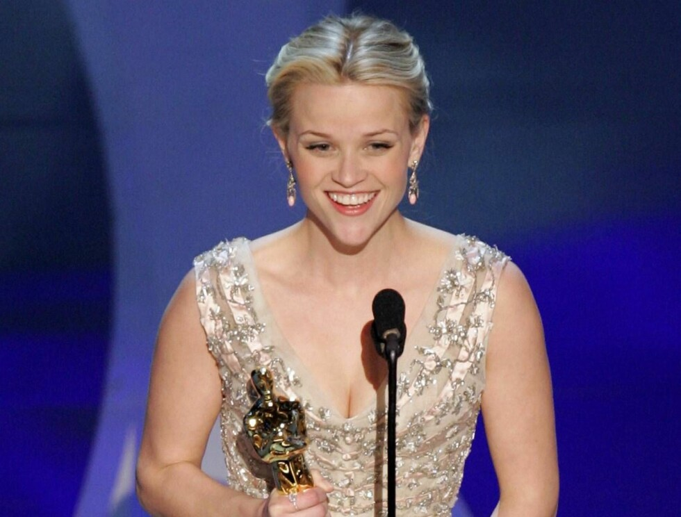 SKILLES: Denne uka kom nyheten om at Reese Witherspoon skal skilles fra Ryan Phillippe.  Foto: AP/Scanpix