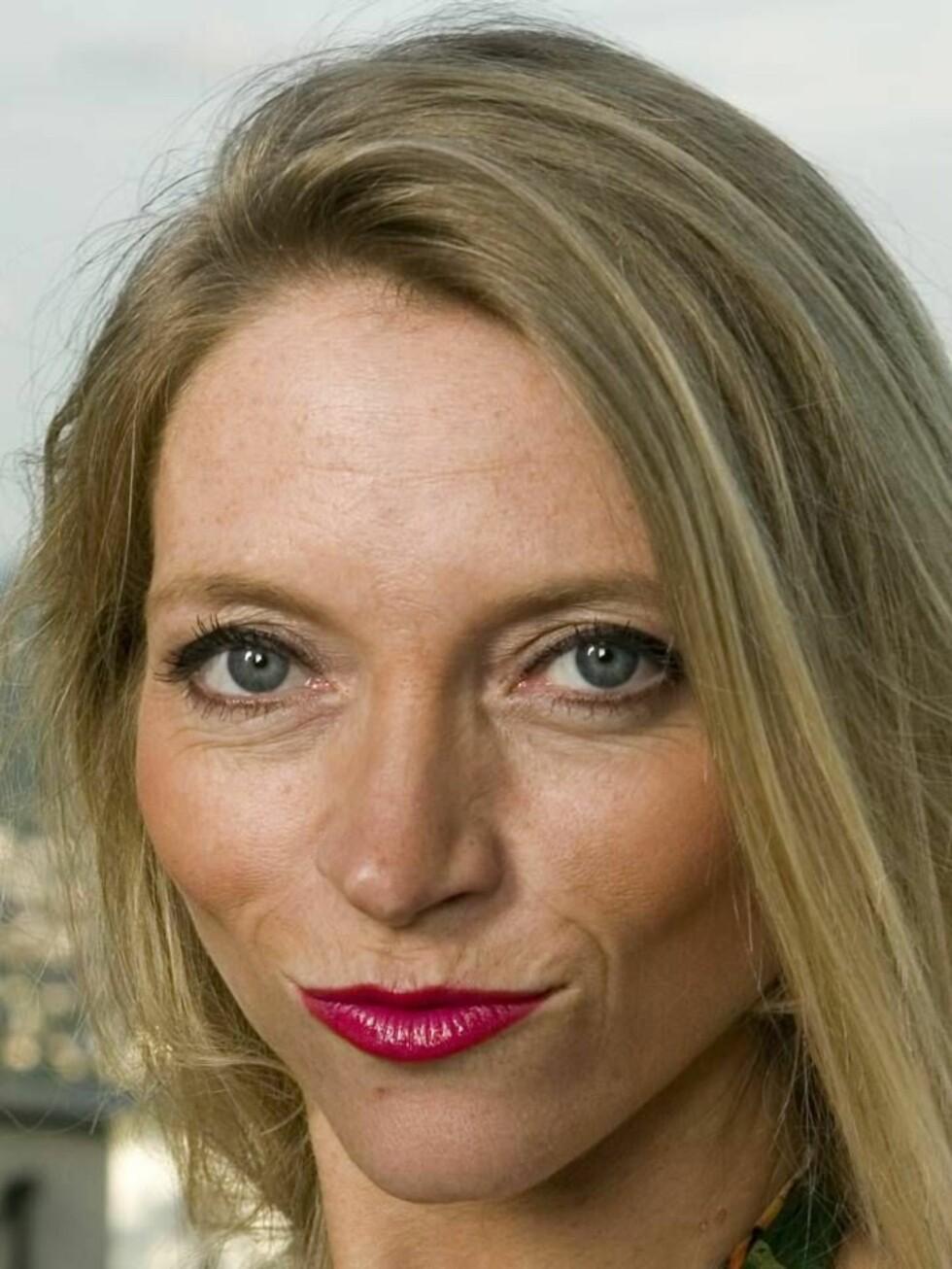 TYNN: Kiloene har rast av Trude Mostue etter danseøktene. Foto: Werner Juvik, Se og Hør