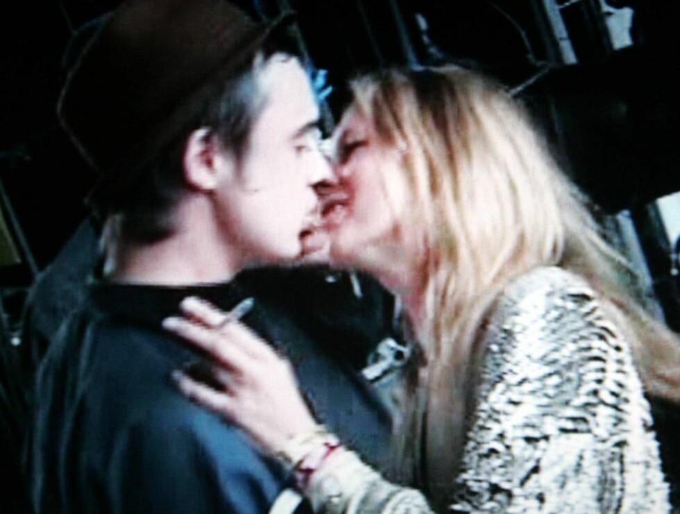 KLINER TIL: Pete og Kate vil gifte seg - fordi hun venter barn! Foto: Stella Pictures