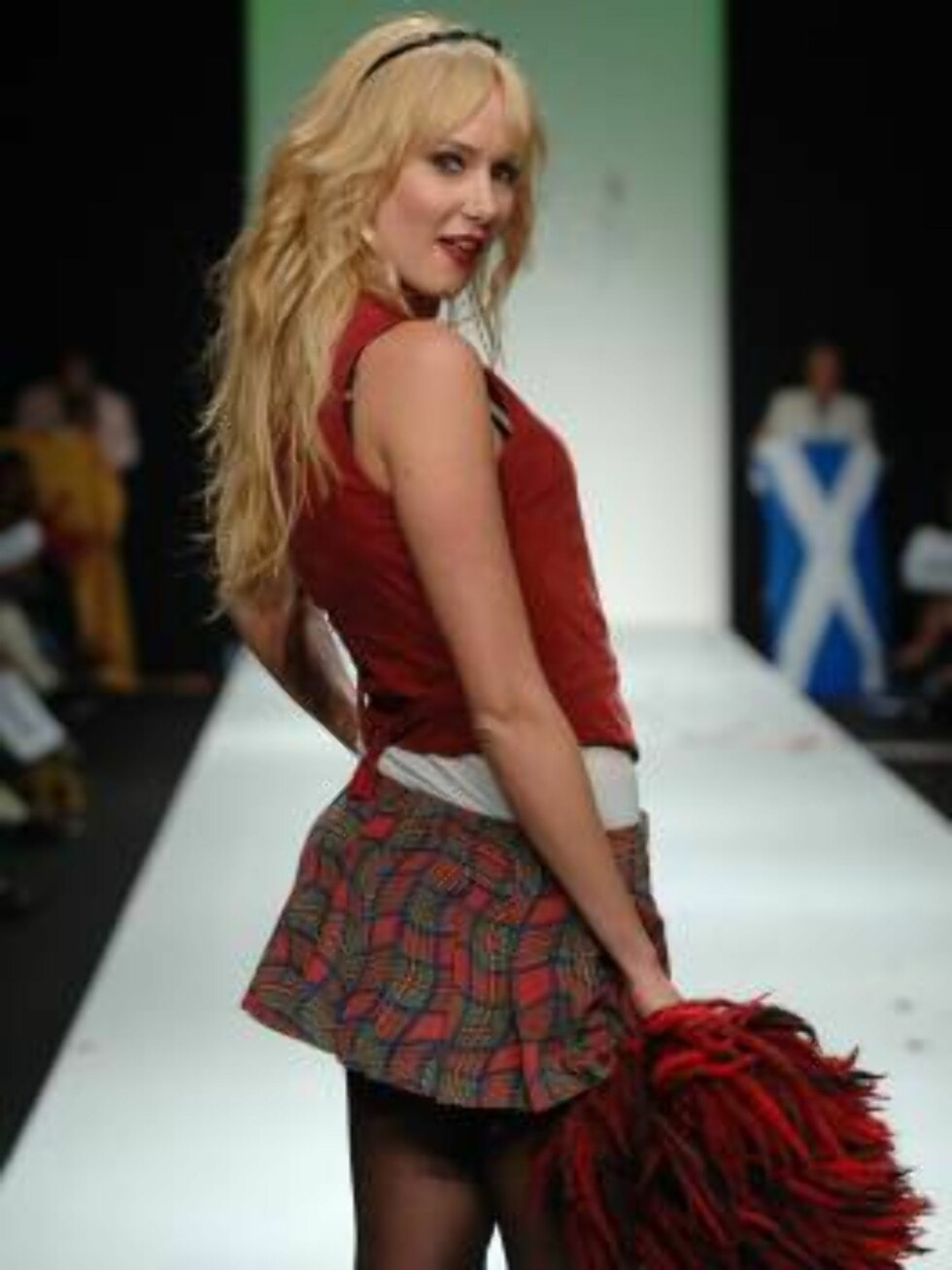 LOS ANGELES 2006-10-14  Kimberly Stewart attends the 2006 Dressed to  Kilt, an evening of Scottish fashion to kick-off the Mercedes-Benz fashion week. Los Angeles, October 14, 2006. (Pictured: Kimberly Stewart).   Photo: Lionel Hahn/AbacaUsa  Code: 4001/A Foto: Stella Pictures